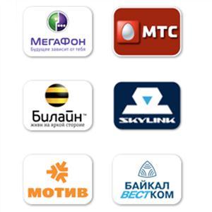 Операторы сотовой связи Бискамжи