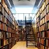Библиотеки в Бискамже