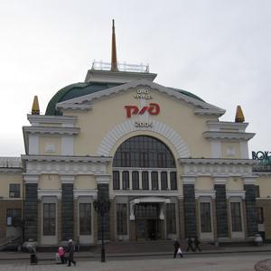 Железнодорожные вокзалы Бискамжи